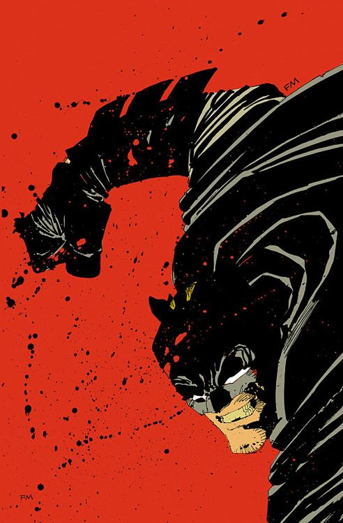 batman by frank miller batman friends and foes part 2