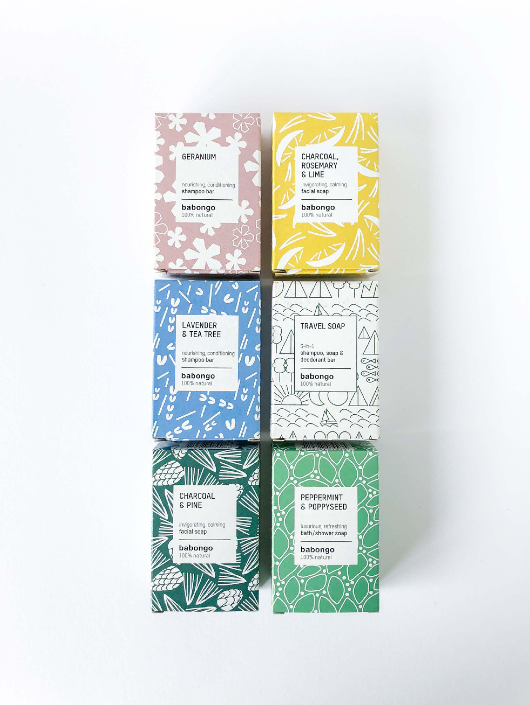 Jessica Nielsen - surface pattern design / pattern & packaging for Babongo #surfacepatterndesign