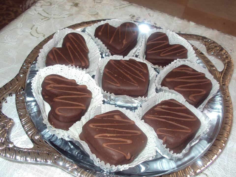 Gateau chocolat nappage kinder