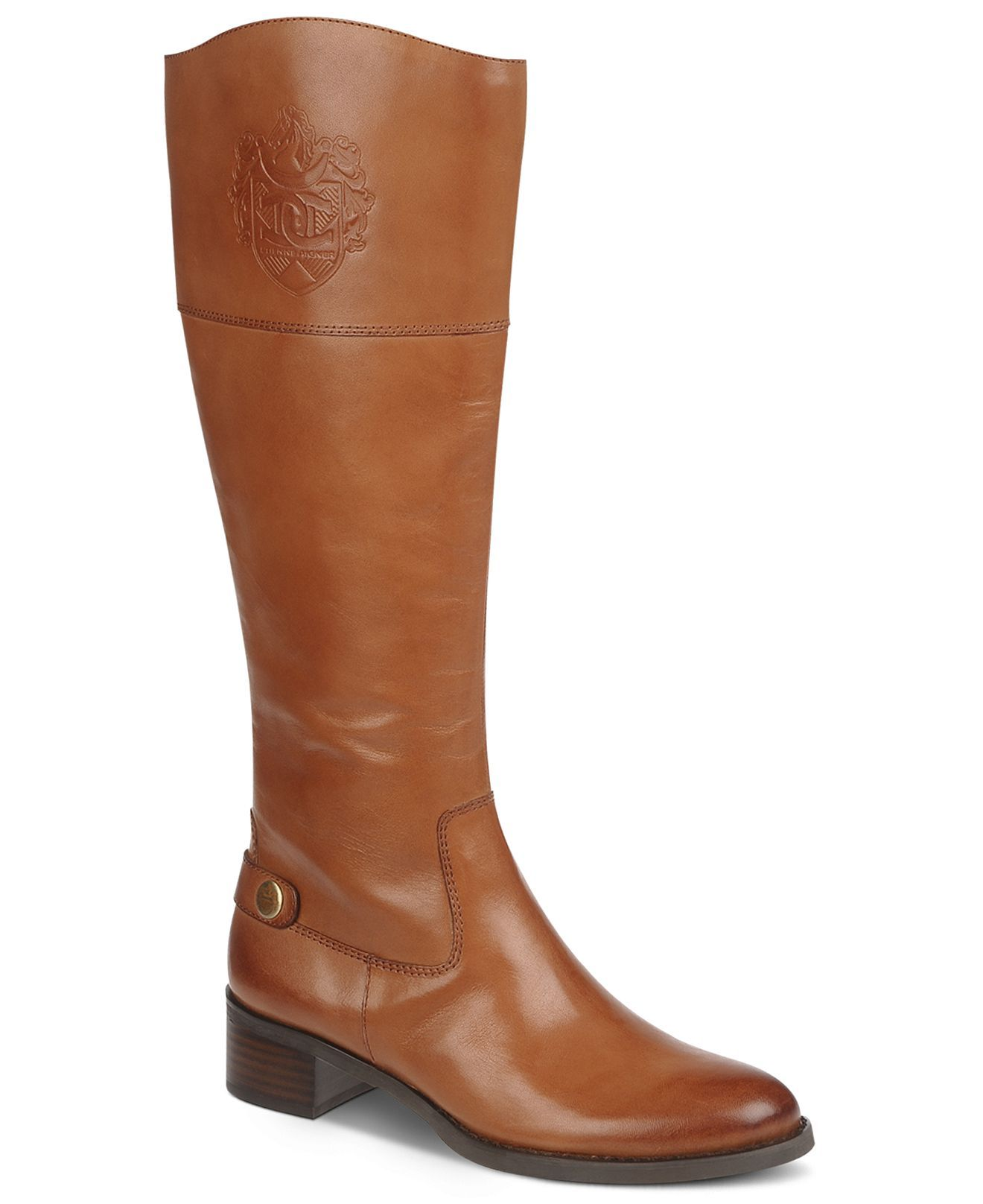 52e8a64c5e1 Etienne Aigner Shoes, Chip Tall Riding Boots - Shoes - Macy's   Pin ...