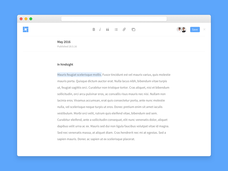 Text Editor Web Design Quotes Web App Design Text Editor