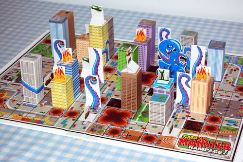 One of most beautiful Print and play games I've ever seen...