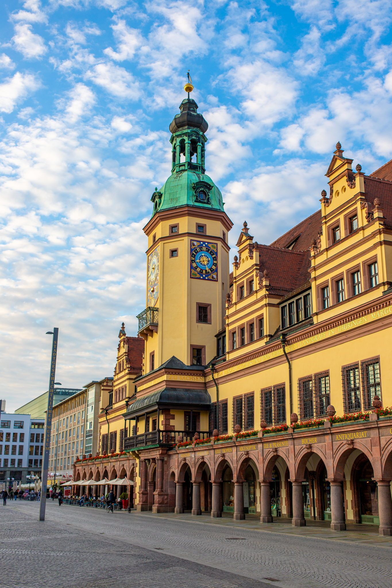 How To See The Best Of Leipzig Germany In 48 Hours In 2020 Germany Best Places To Travel Historical Architecture