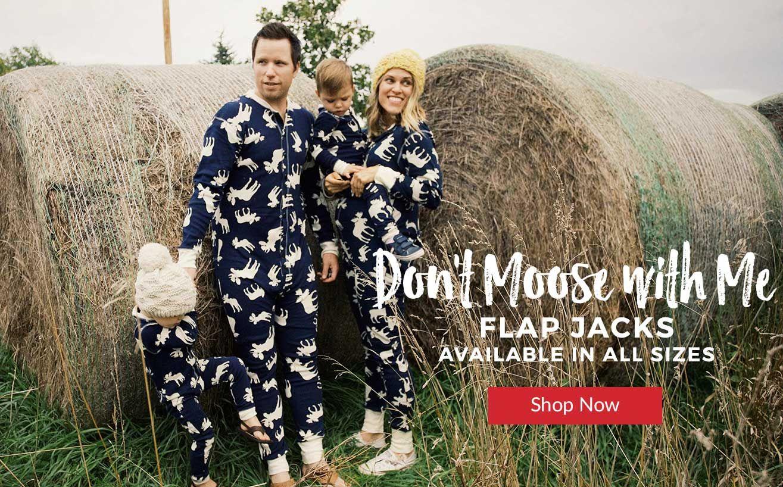 Onesies, Pajamas, Adult Footed PJs, Flap Jacks LazyOne
