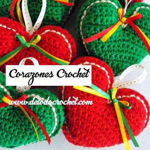 Todo crochet: Navidad | Adornos de Navidad | Pinterest | Para ...