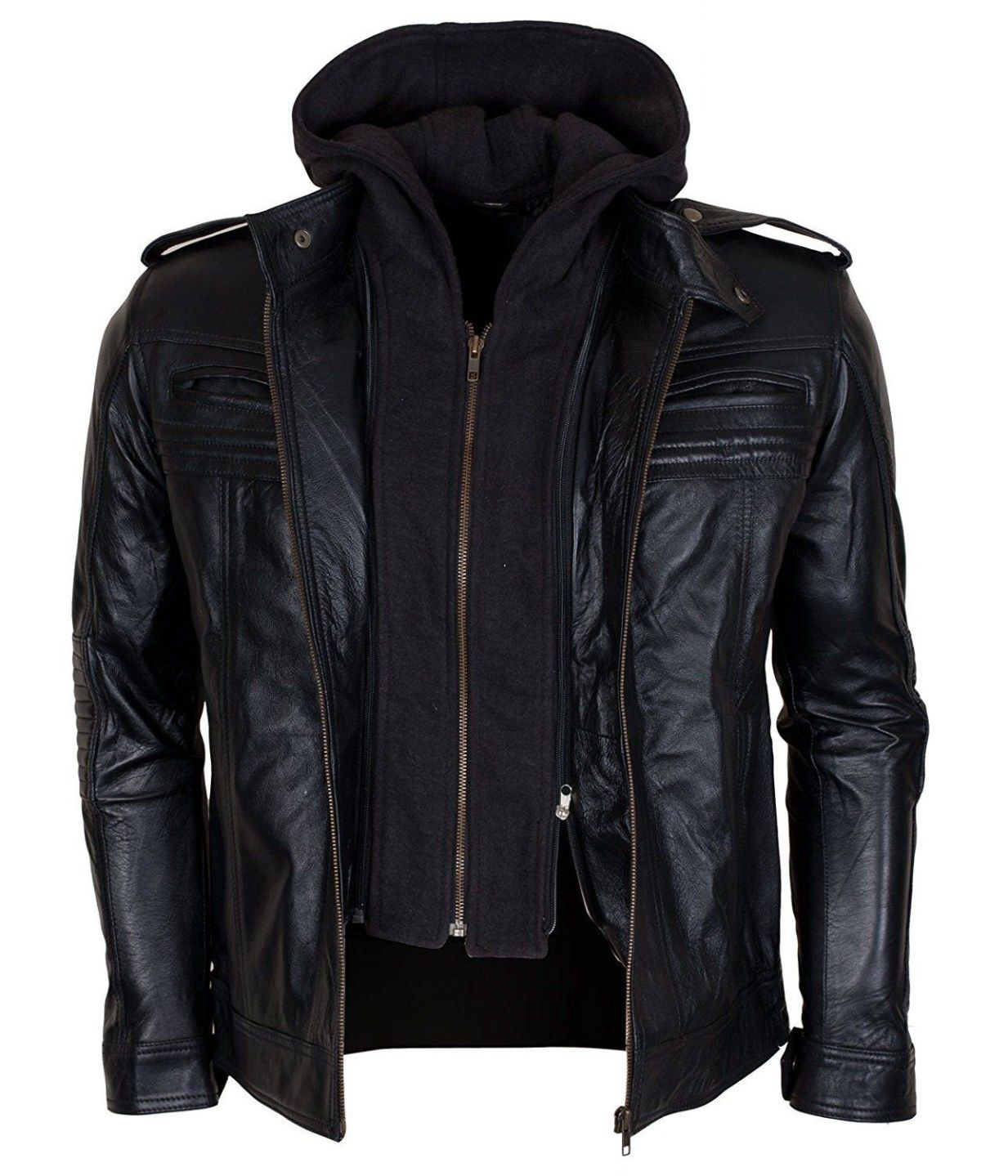 Men's Jacket Ideas For You Celebrities leather jacket