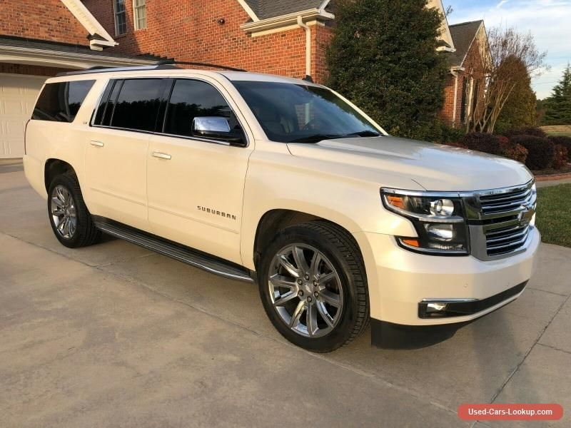 Car For Sale 2015 Chevrolet Suburban Chevrolet Suburban