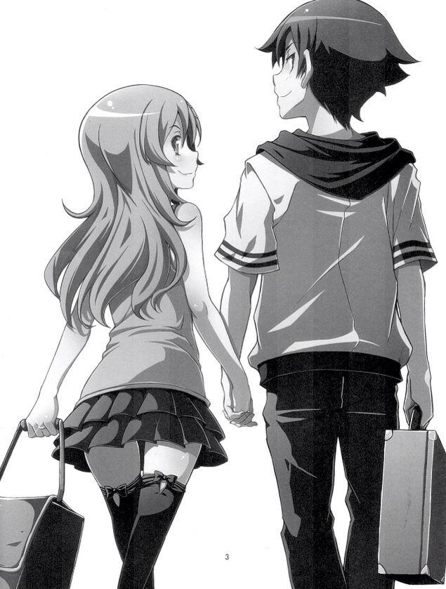 Kirino x Kyousuke   Anime, Otaku, Art