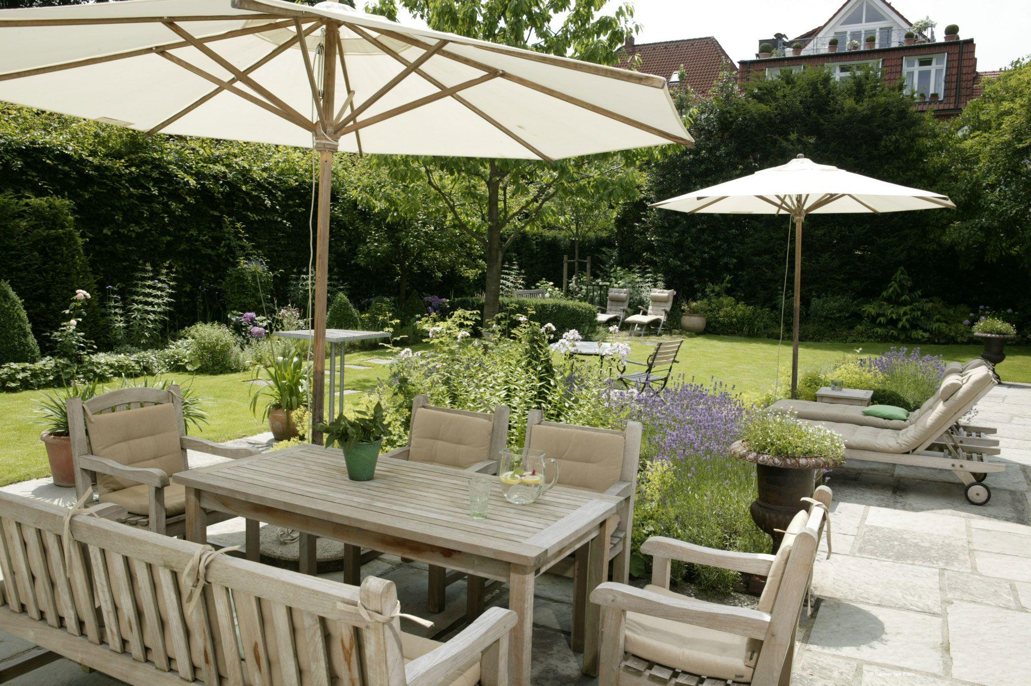 Backyard Ideas Courtyards Traumgarten