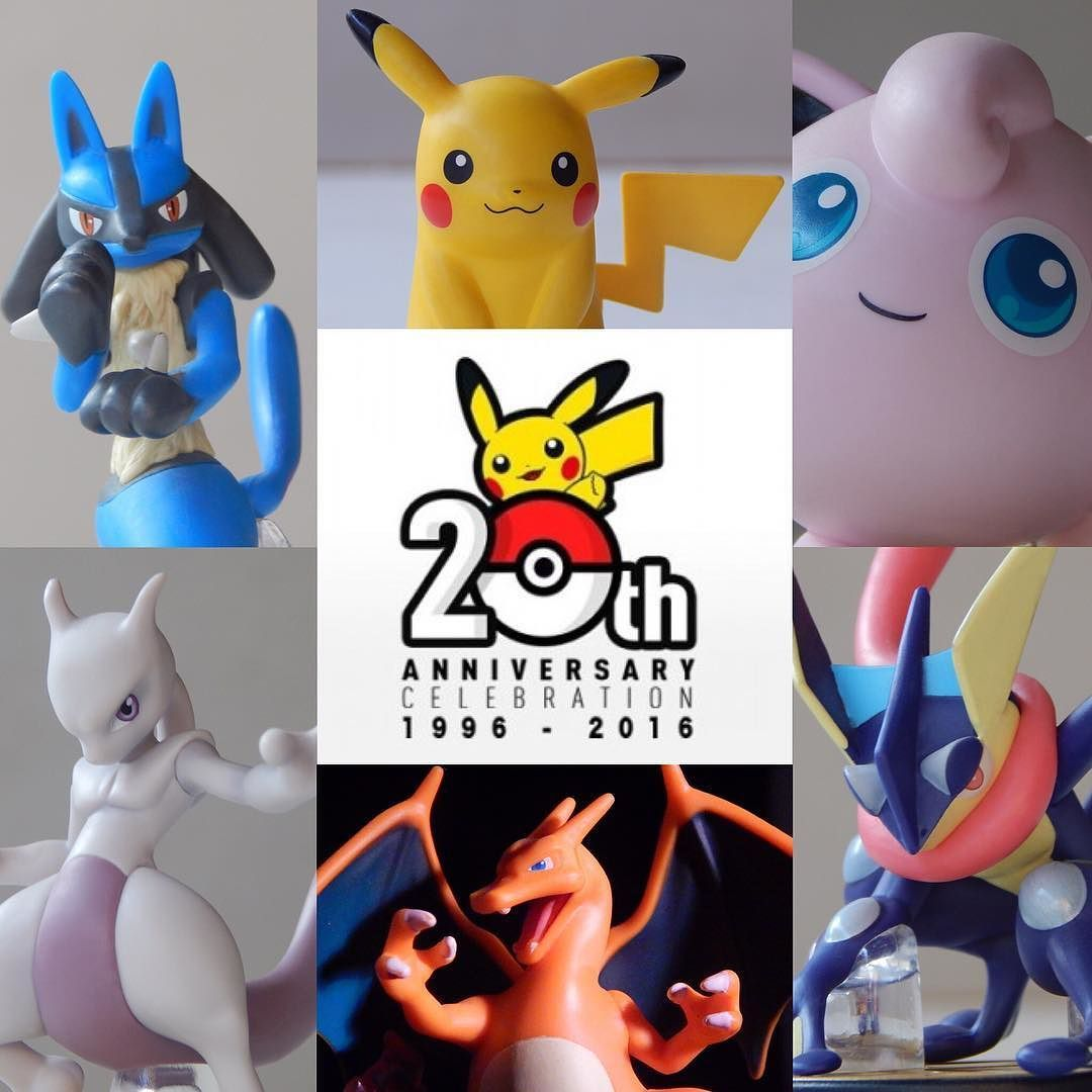 Y sigamos festejando el 20 aniversario de Pokémon. Mañana se viene un gran día esperando las noticias en el Nintendo Direct especial de Pokémon. #pokemon20  _________________________________ #Nintendo #amiibo #jueganintendo #playnintendo #Chile #InstaChile #pokemon #love #japan #game #gamer #games #gamergirl #pikachu by nintendojc