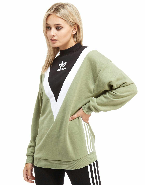 Adidas Og Germany Crew Sweatshirt White Adidas Uk Moletons Masculinos Casaco Masculino Adidas Adidas Vintage [ 2000 x 2000 Pixel ]