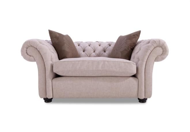 Westbridge Langham Place Snuggler Chair For The Modern