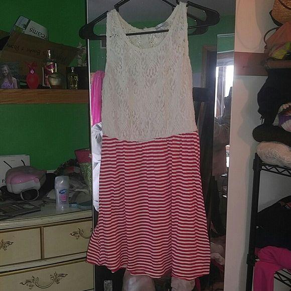 Cute summer dress Cute crochet and cotton summer dress Speechless Dresses Mini