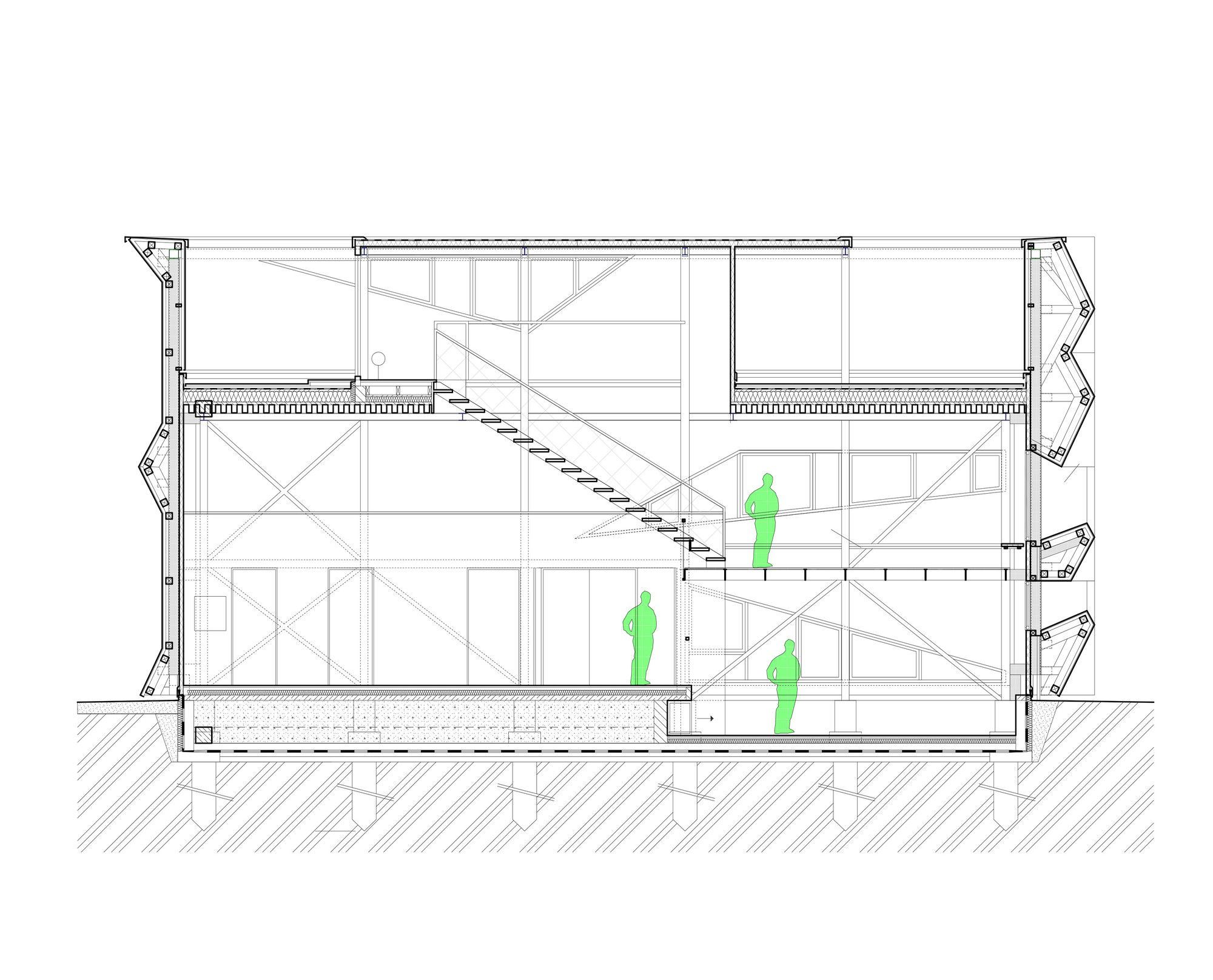 hight resolution of heat exchanger va eck section
