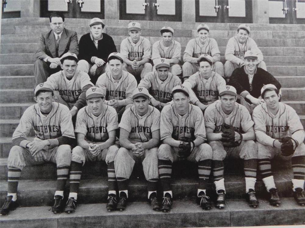 1941 Southwest High School St Louis Missouri Original Yearbook