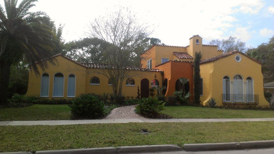 old Florida in Sanford House designs exterior, House styles