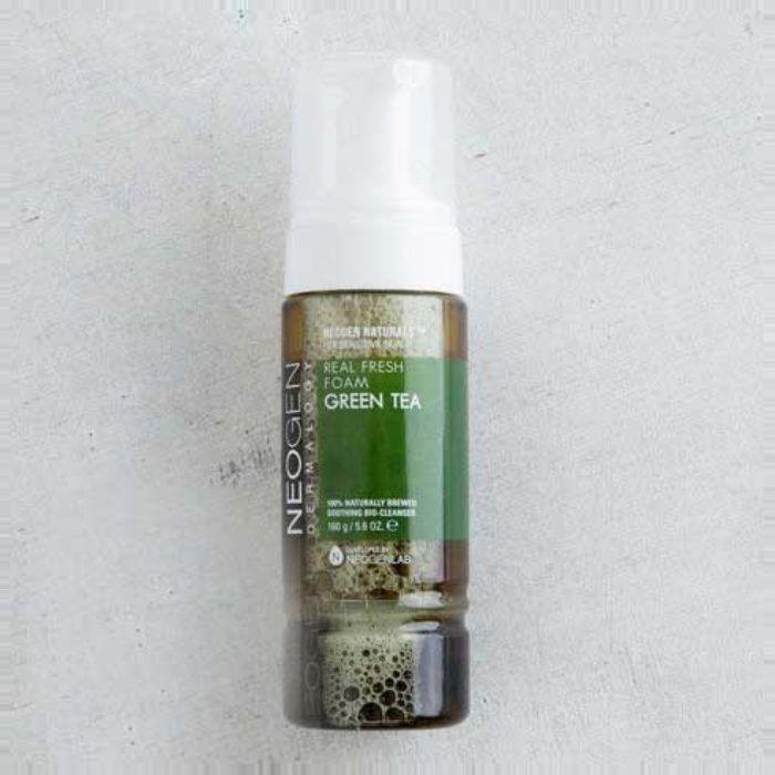 Green Tea Real Fresh Foam Cleanser by neogen dermalogy #13