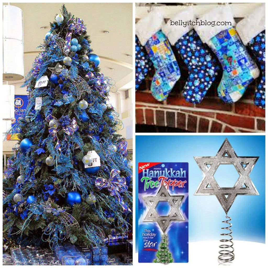 New Jewish Holiday Traditions include Hanukkah Trees and Stockings ...