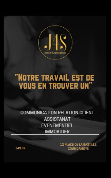 Image Place de la bastille de J4S INTERIM du tableau Notre Agence | Recrutement, Intérim