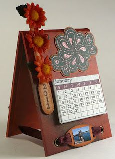 Way cool diy Calendar