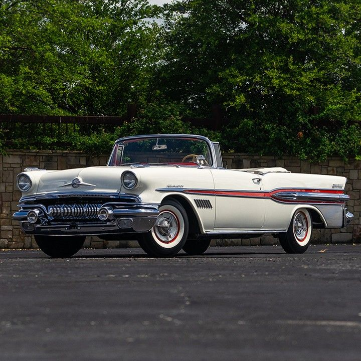 Cruise Around Town In The Best. ... 1957 Pontiac