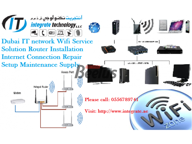 WIFI SUPPORT WIFI WIRELESS ROUTER INSTALLATION SETUP SERVICE