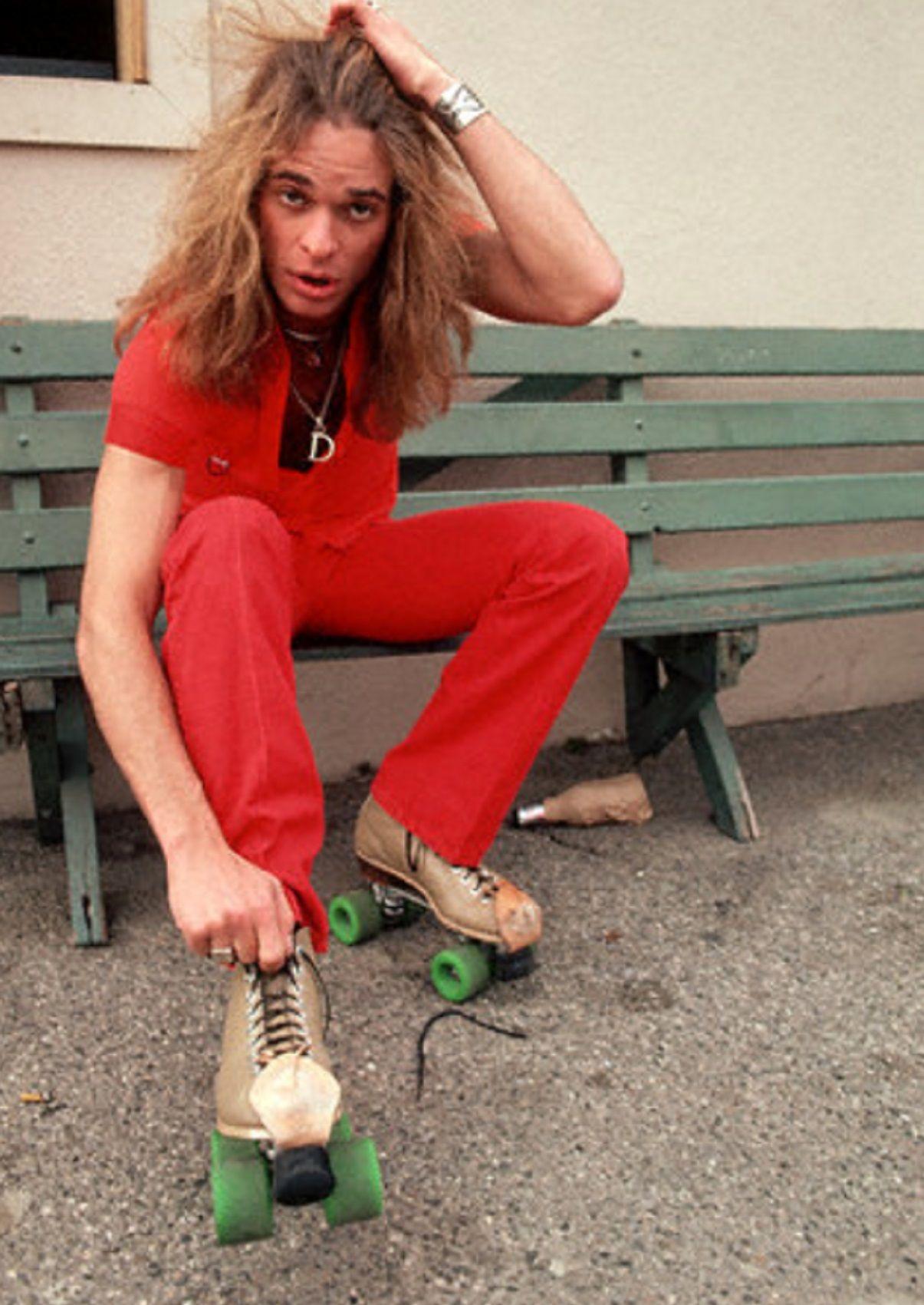 Diamond Dave David Lee Roth Van Halen David Lee