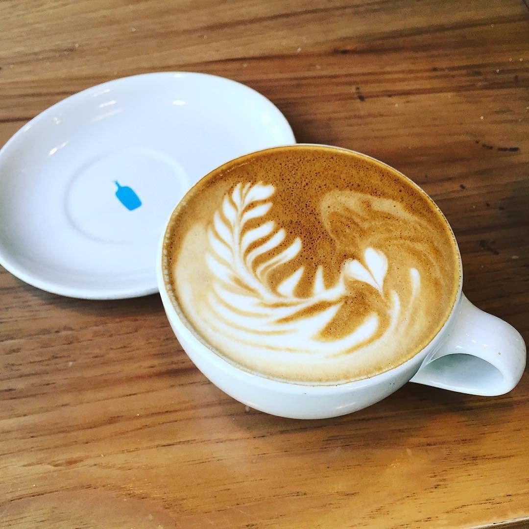 #bluebottlecoffee #latte