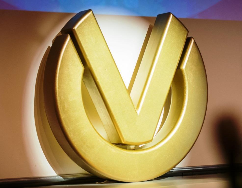 3d Logo der Deutschen Vermögensberatung (DVAG) als Eyecatcher!