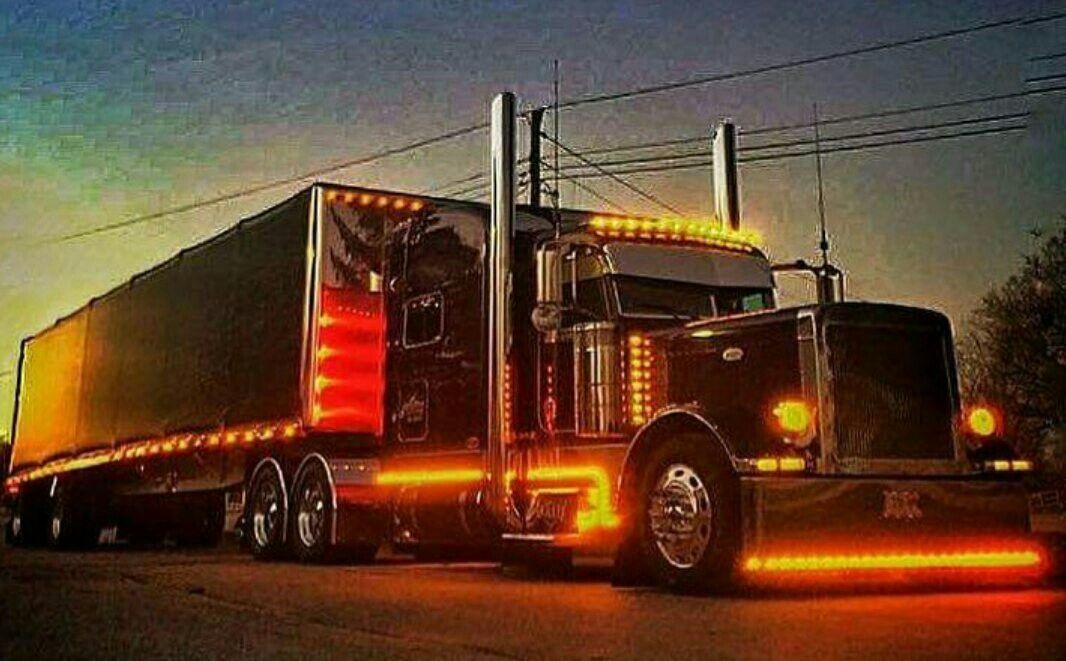 Peterbilt Cool Trucks Trucks Peterbilt