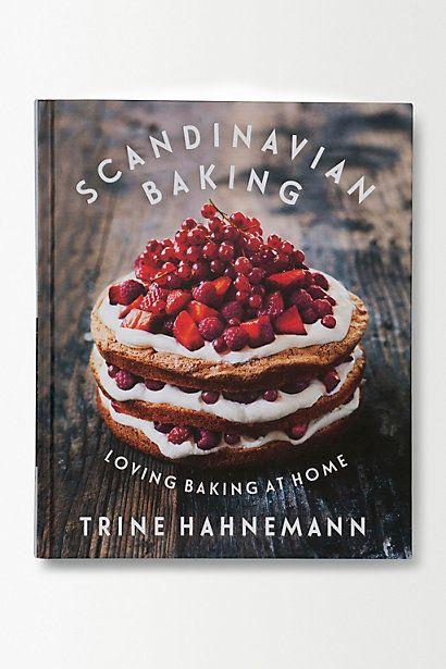 Scandinavian Baking Baking Baking Book Food
