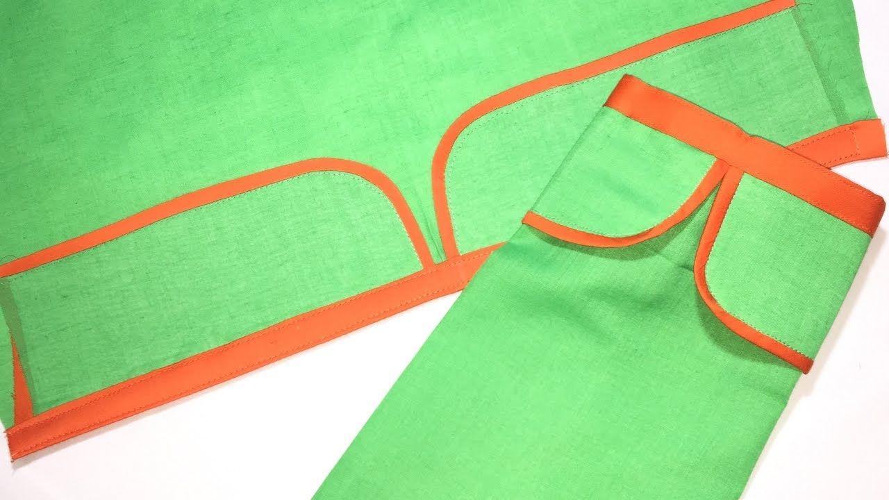 fb1a593db58df Cuff Sleeves design cutting and stitching