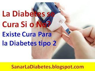 la diabetes tipo 1 se puede curar