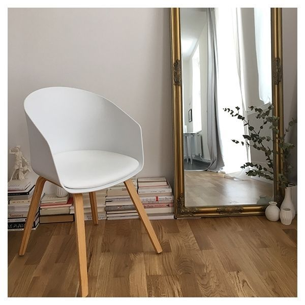 Cohen Plastic Dining Chair Bentwood Leg Frame Black In 2020 Plastic Dining Chairs Dining Chairs Restaurant Chairs