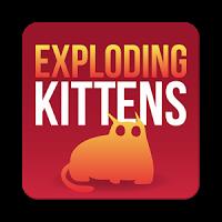 Exploding Kittens Official 3 2 0 Mod Apk Unlocked Card Games Exploding Kittens Kitten Hacks Kittens