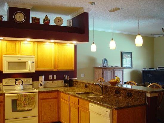 Kleine Küche Beleuchtung Ideen - Küchenmöbel | Beleuchtung ...