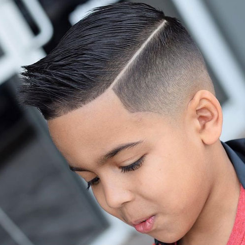 24 Trendy Cool Haircuts For Boys 2018