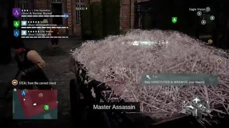 """""""Master"""" Assassin"""