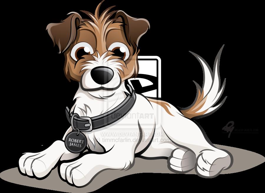 Jack Russells Caricature Robert James Cartoon Dog Dog Illustration Cartoon Drawings
