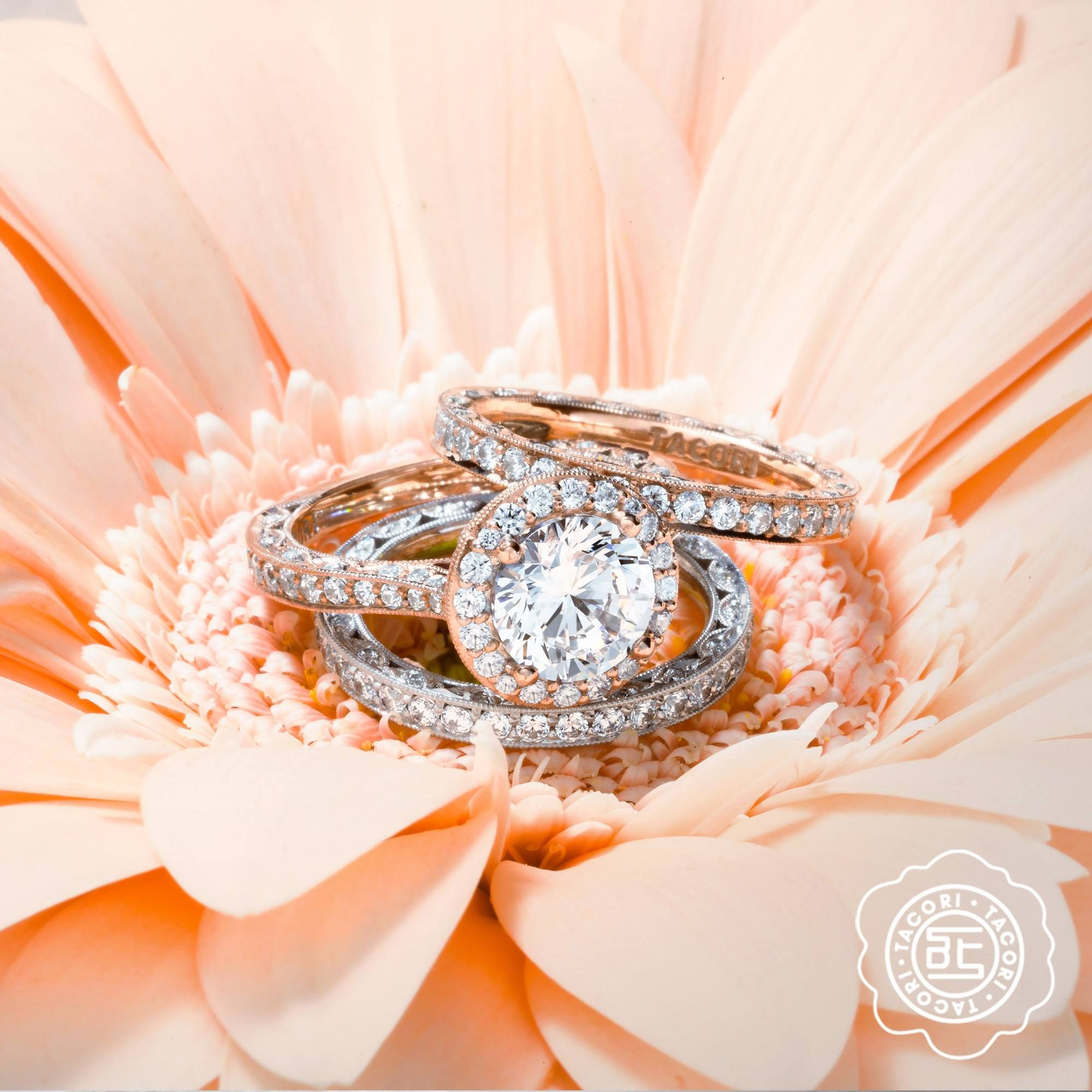 Totally, perfectly you.   Find your ring style with Tacori Engagement Rings, Wedding Bands and Jewelry> http://www.wherethediamondsare.com/designers/tacori/fashion.html