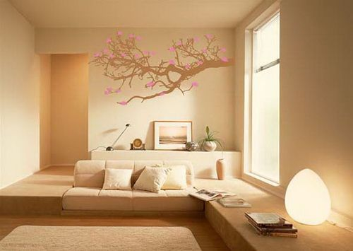 Modern Wall Decorating Ideas | Modern wall, Wall decorations and ...