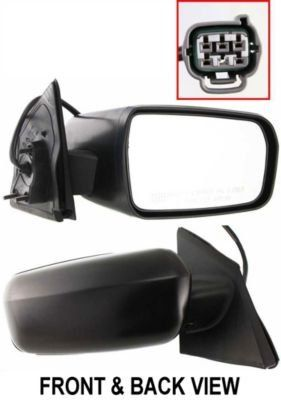 Kool Vue Mt24er Mirror Corner Mount Type Passenger Side Rh Plastic Primered Power Manual Folding Heated Kool Vue Http Mirrors Edge Mirror With Lights Mirror