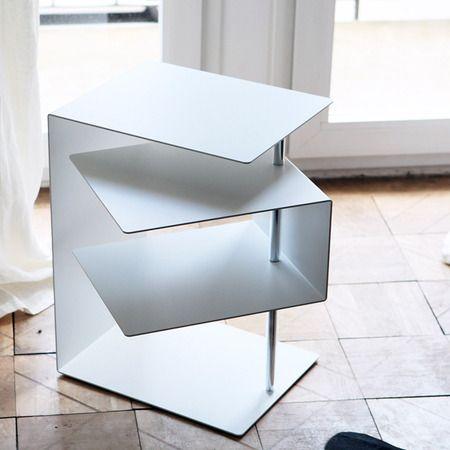 Vielschichtiges Tischchen X Centric Mobel Berlin Tisch Ablagefach