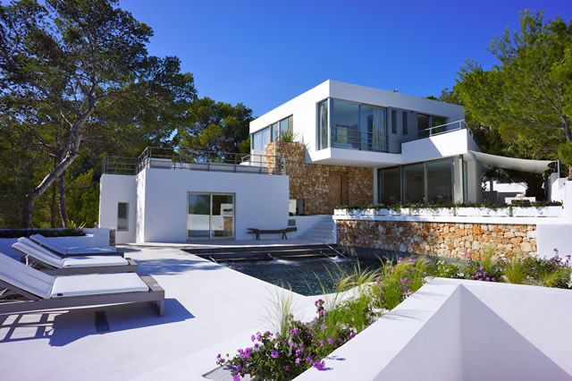 Contemporary luxury villa in San Jose, Ibiza | KATASKEYH ...