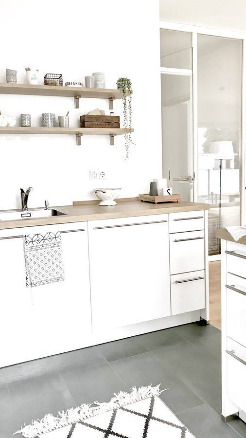 Sonntagsküche SoLebIchde Foto Sannit #solebich #küche #ideen - offene küche mit insel