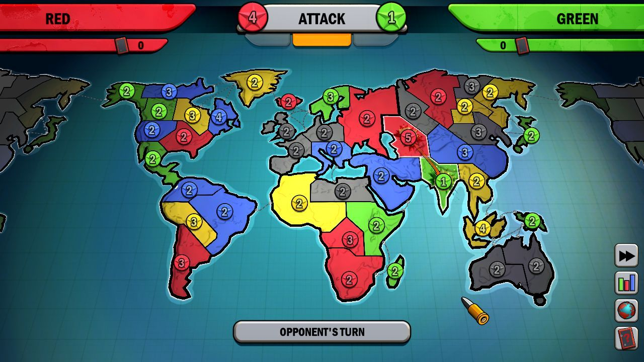 RISK™ Factions Factions, World conquest, World domination