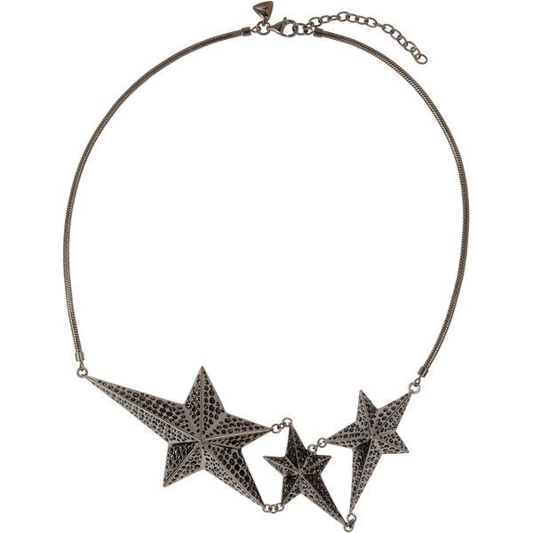 THIERRY MUGLER Necklace ($195) ❤ liked on Polyvore featuring jewelry, necklaces, lead, pendant jewelry, thierry mugler and pendant necklace
