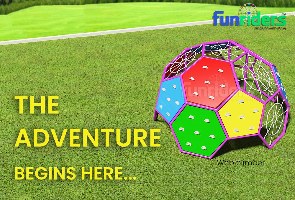 Play is the only way....... Kids play equipment, Outdoor