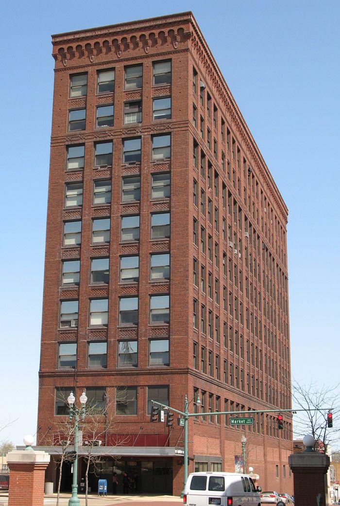 Renkert Building Canton Ohio Walker Weeks Architects