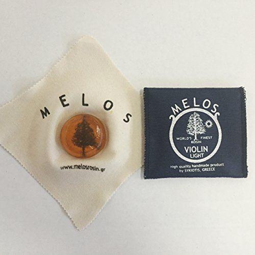 Melos Light Violin Rosin